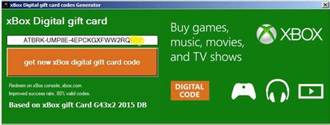 Xbox 360 Gift Card Code Generator No Survey - xbox live gift card giveaway electrical schematic