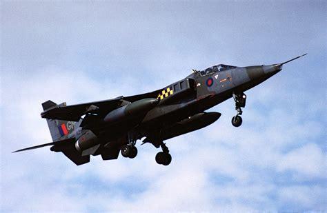 aircraft army attack sepecat jaguar fighter jet
