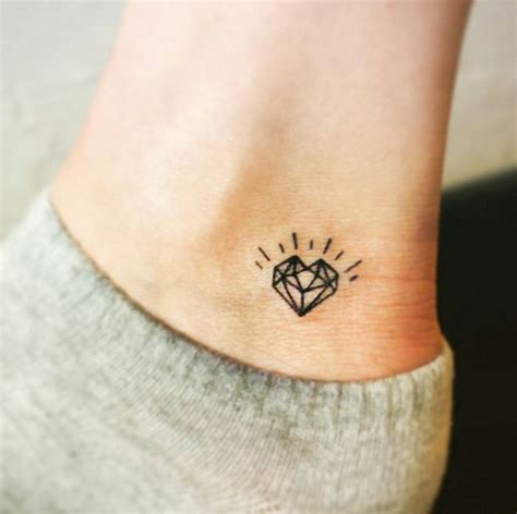 40 adorable itty bitty ankle tattoos tattooblend