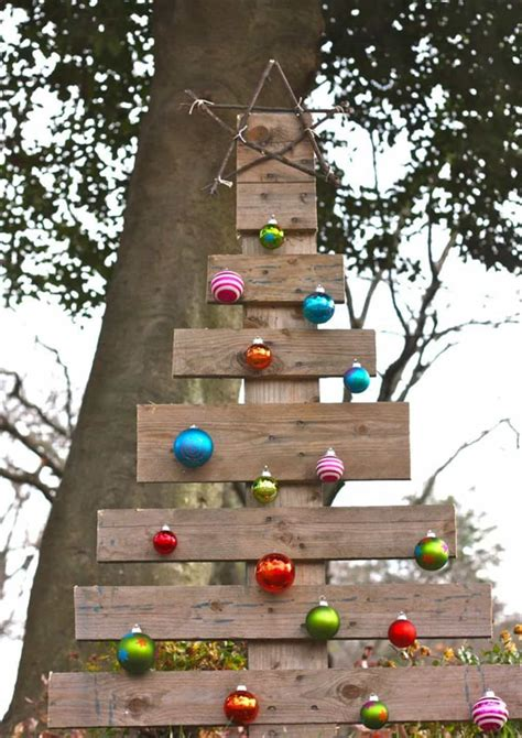 wooden christmas decor for yard homemade wooden yard decorations giving creative outdoor decor
