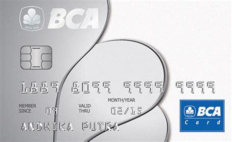 membuat kartu kredit pertama kali cara menggunakan kartu kredit bca pertama kali penablog