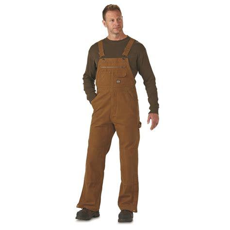 Gear Teflon gravel gear s duck bib overalls with teflon 700968