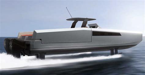 boatus yacht insurance sunreef open foil power catamaran boatus magazine