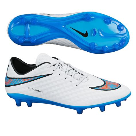 nike football shoes hypervenom nike hypervenom phantom fg soccer cleats white total
