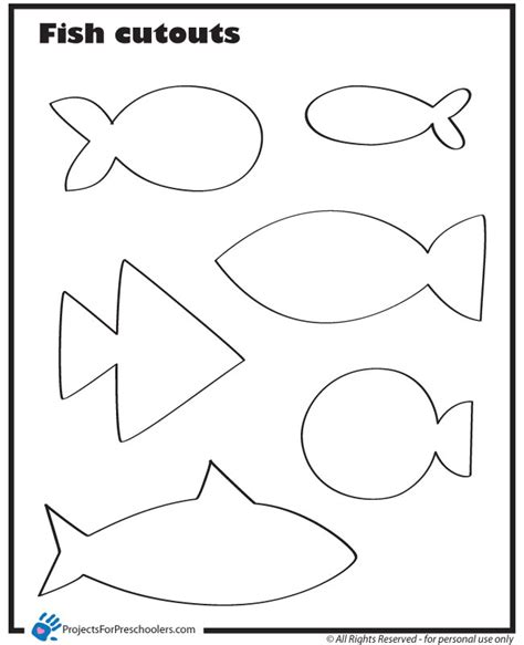 Pages For Preschoolers best photos of fish coloring pages for preschool fish cut
