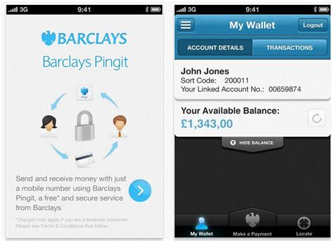 barclays bank currency barclays pingit now works for any uk bank customer with a