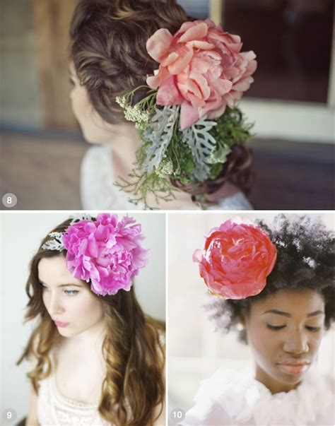 Wedding Hairstyles To The Side With Flower by 50 Wedding Hairstyles Using Flowers