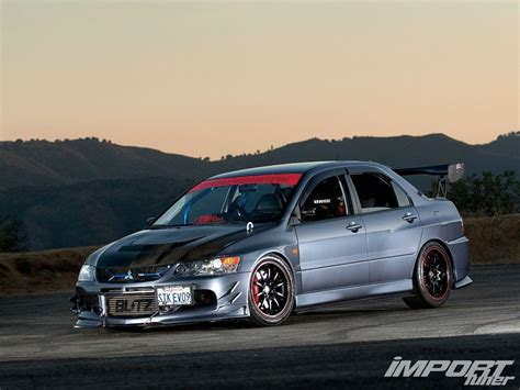 Lancer Evo 9 Price by Mitsubishi Evo 9 Wallpapers Wallpaper Cave