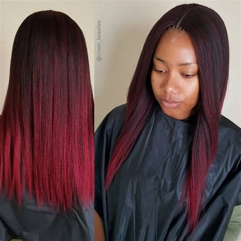 straight crochet hairstyles your complete guide to crochet braids from sleek and