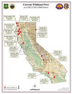 northern california wildfire map northern california forest service maps images