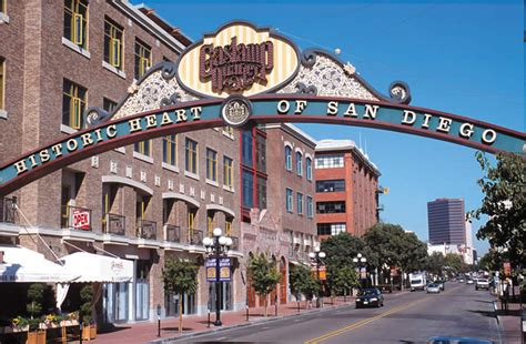 Gas L Quarter San Diego san diego part ii gasl quarter the coastline travel