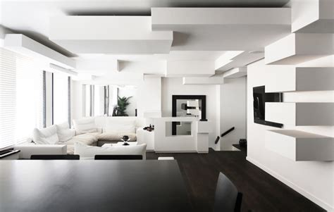 white home interior stunning modern against vintage style of living room