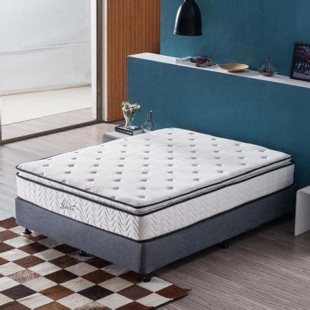 pillow top mattress dimensions shop for pillow top mattress size 11 4 quot memory foam