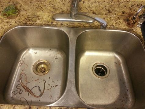 different types of kitchen sinks kitchen sink project with 3 different types of caulking