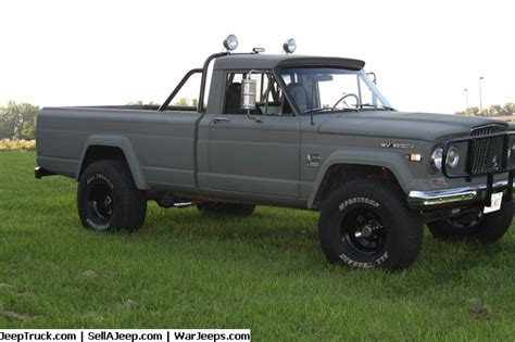 jeep gladiator 1970 used jeeps and jeep parts for sale 1970 jeep gladiator j