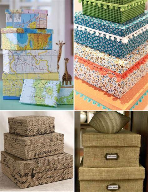 cajas decoracion cajas de cart 243 n decoradas juntamos creatividad y