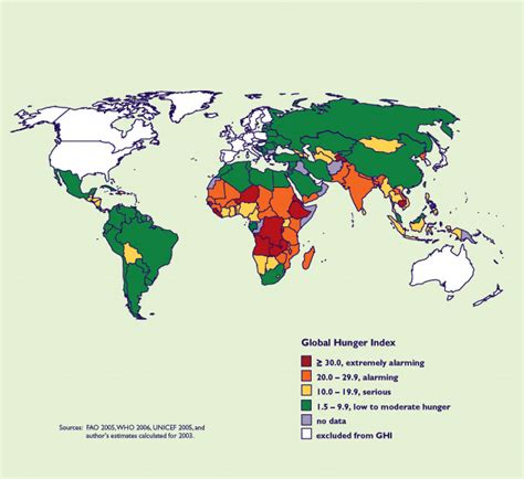 world food day facts maps interactive activities