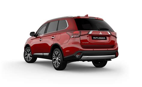 Outlander Auto by Mitsubishi Outlander 5 And 7 Seater Suv Mitsubishi Motors