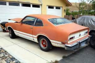 much power 1974 ford maverick grabber