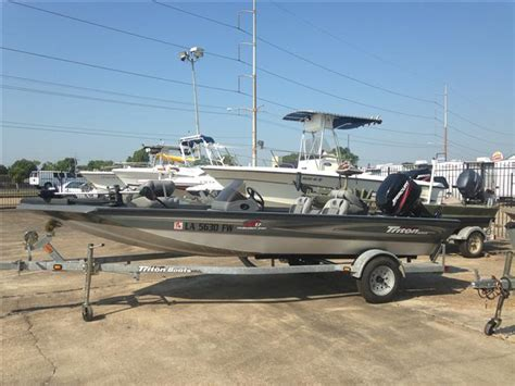 boats for sale vt triton vt 17 boats for sale in metairie louisiana