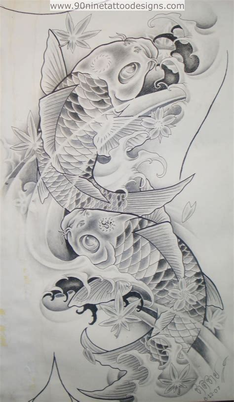 japanese koi sleeve tattoo designs best 25 koi sleeve ideas on koi fish