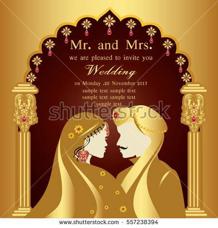 Wedding Vector Indian by Hindu Wedding Card Stock Images Royalty Free Images