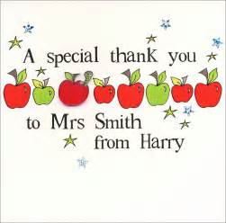 thank you cards for teachers new calendar template site