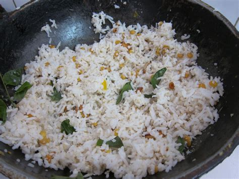 urmila aunty s coconut rice the restaurant fairy s kitchen