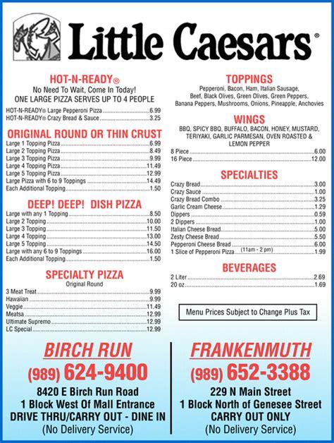 Little Caesars Pizza, Saginaw, MI 48603 4019     Yellowbook
