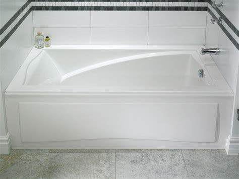 installing bathtubs free standing whirlpool tubs maax aker showers bathtubs
