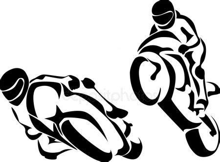 clipart vettoriali vettoriali stock motociclista illustrazioni motociclista