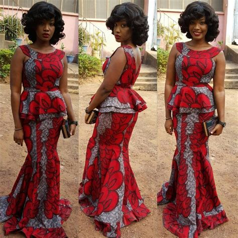 nice african bubu latest ankara styles aso ebi nigeria hair styles kids
