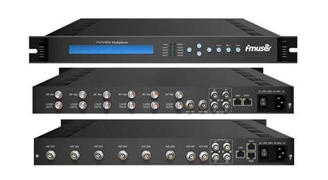 Tuner Tv Cina serie fmuser futv4207x 6 sintonizzatore ird 2 asi 6 dvb