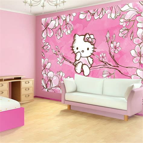 dreamful  kitty bedroom ideas  girls