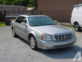 Cadillac Dts 2004 2004 Cadillac Dts For Sale In Charleston