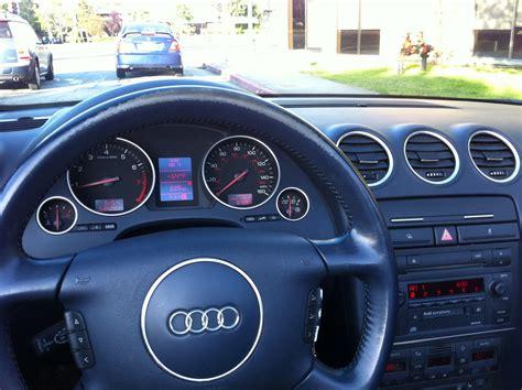 audi a4 convertible interior 2003 audi a4 interior pictures cargurus