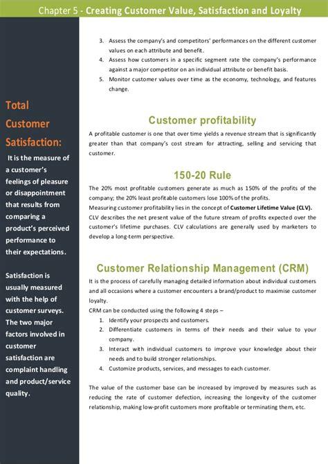 Marketing Management 11ed summary of marketing management 11ed chapter 5
