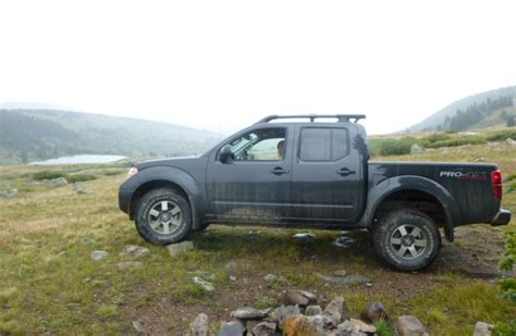 nissan frontier pro 4x lifted with the slow death of the true midsize pickup what s