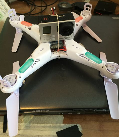 Modification Syma X5c by How To Mount A Gopro On A Syma X5c 187 Piero Toffanin On