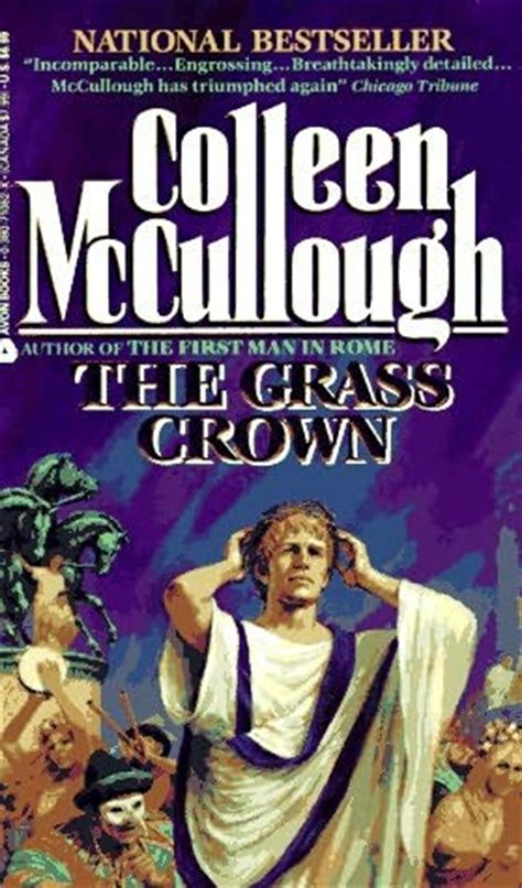 dangerous turf books the grass crown masters of rome book 2 by colleen