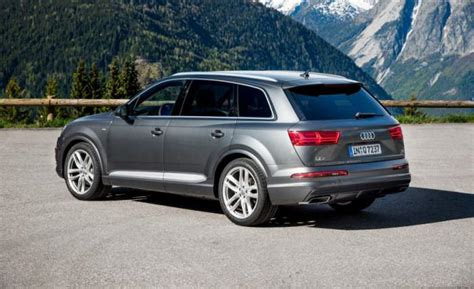 audi q7 us 2018 audi q7 release date changes price us suv reviews