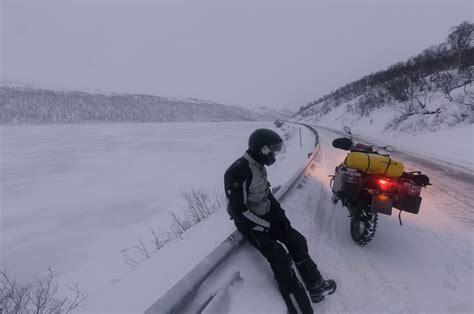 Motorrad Tour Wetter by Winter Motorradreise Zum Nordkap In Norwegen Tagebuch Der