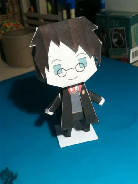 Harry Potter Papercraft - potter papercraft by agua turtle677893 on deviantart