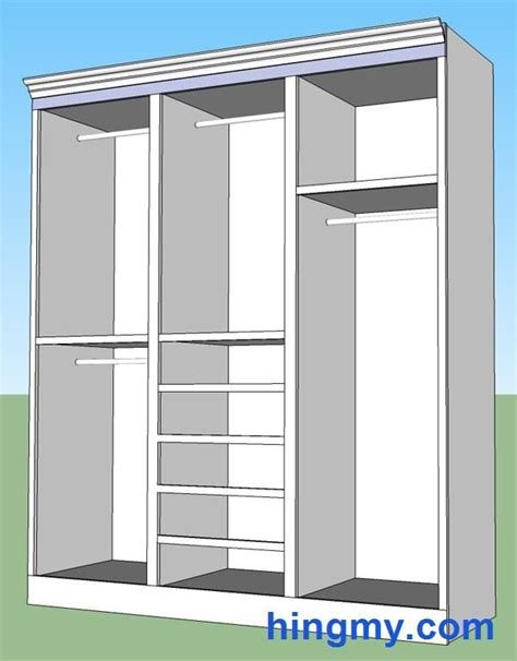 How To Install A Built In Wardrobe by How To Install A Built In Closet Diy Tips From Hingmy