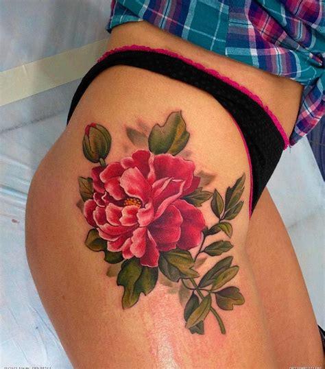 artsy tattoos peony artists org