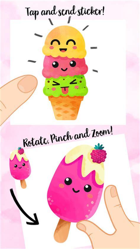 ice cream emoji movie ice cream and popsicle emoji summer treats app download