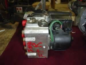 isuzu ftr abs gmc w6500 w7500 1 unit 1999 04