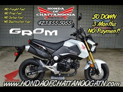 grom honda for sale white 2015 honda grom for sale chattanooga tn ga al