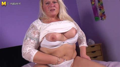Naughty Dutch BBW Mom Playing With Wet Pussy Free Porn B Ru