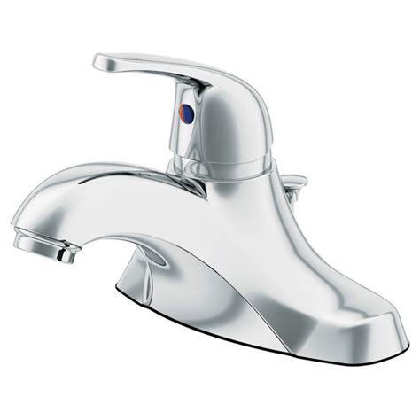 Rona Bathroom Faucet by 1 Handle Lavatory Faucet Rona